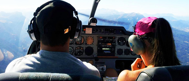 Ecole de pilotage